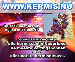 Kermis.nu, het beste kermisoverzicht van Nederland